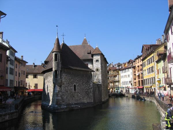 Annecy, Beautiful Places France