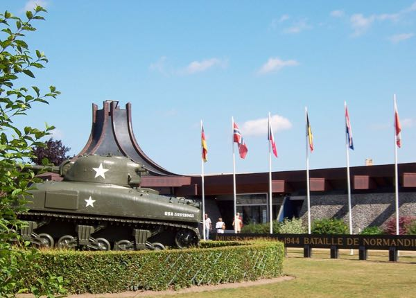 Bayeux Museum of Battle Of Normandy D-Day