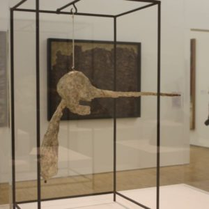 "Alberto Giacometti's ""The Nose"" Taking me to France"