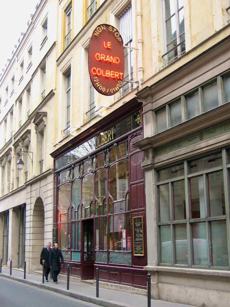 Le Grand Colbert-Paris (J. Chung)