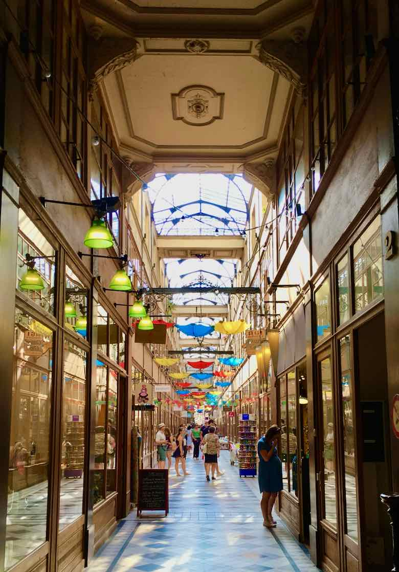 Passage du Grand Cerf, Paris (J. Chung)
