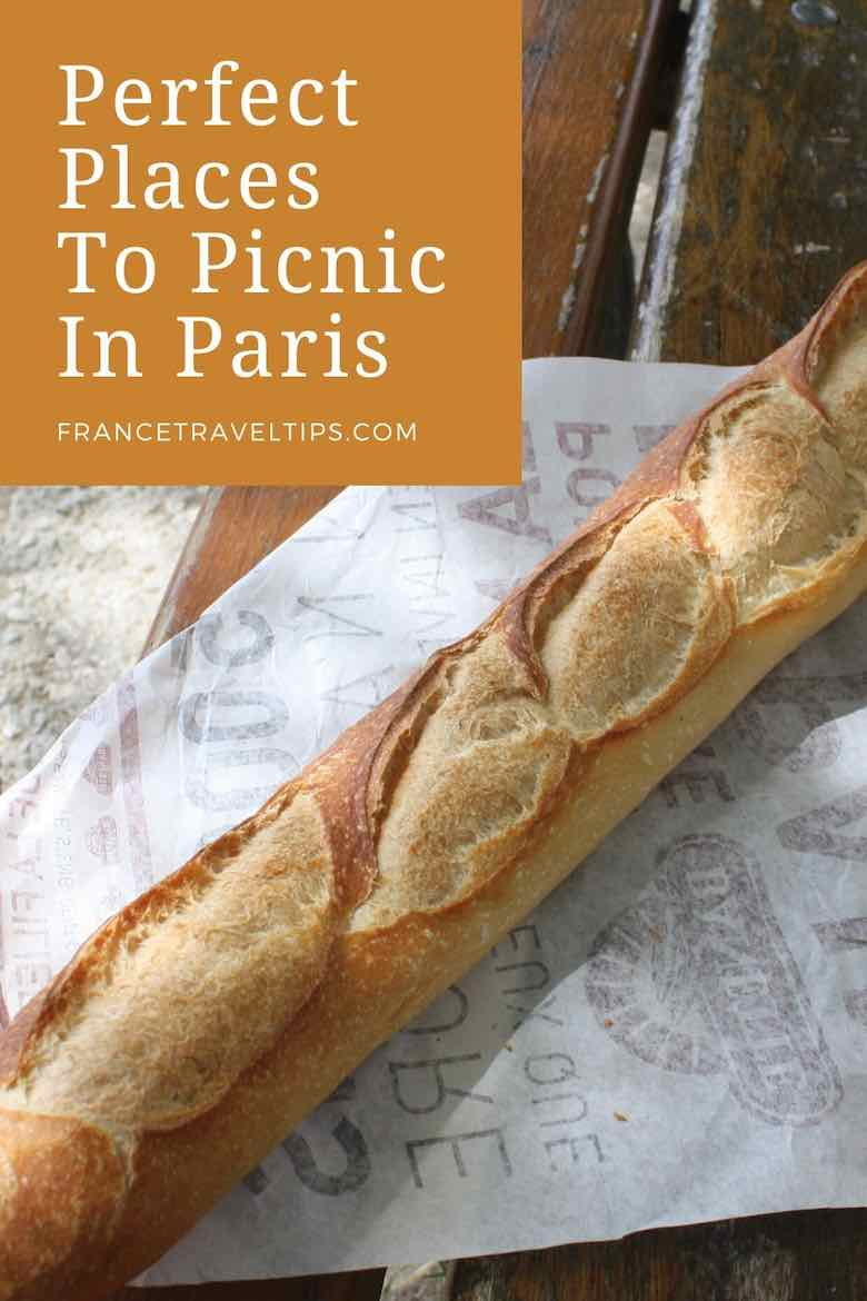 Perfect Places To Picnic In Paris