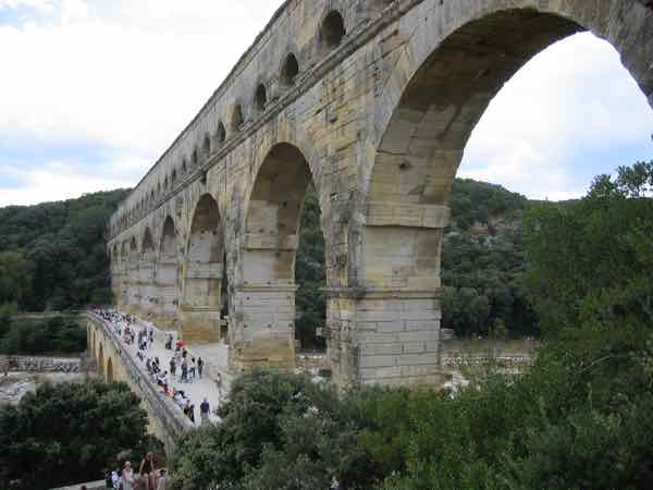 Pont du Gard, Beautiful Places France