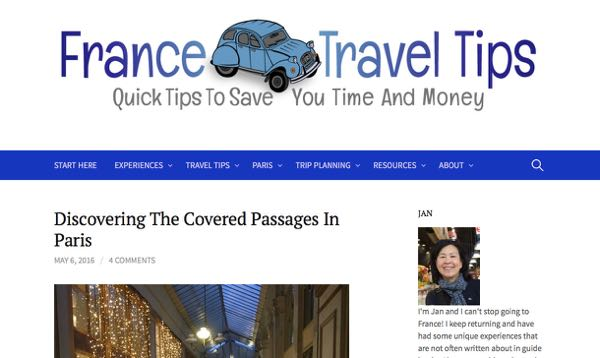 France Travel Tips