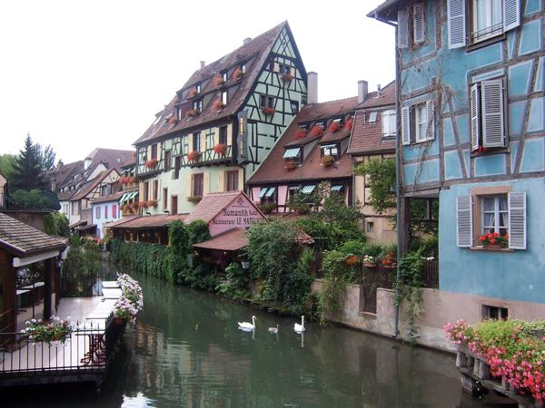 Hostellerie le Marechal in Colmar, France Well being