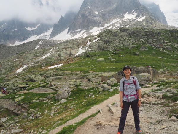 French Alps Plan de l'Aiguille