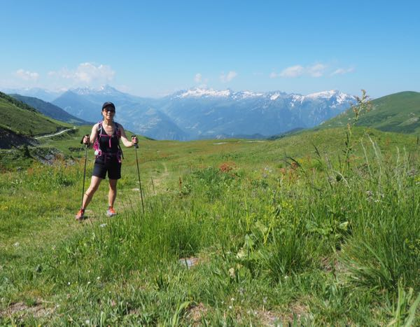 Hikes Refuge du Nant du Beurre in the French Alps