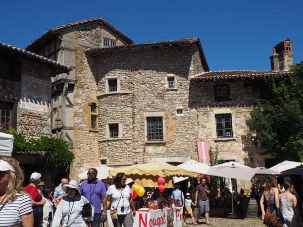 Perouges, France