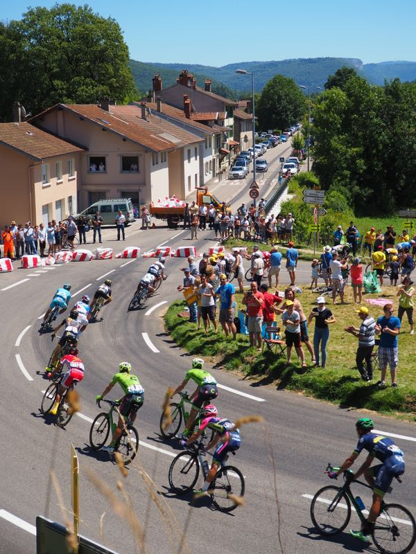 2016 Tour de France French Alps