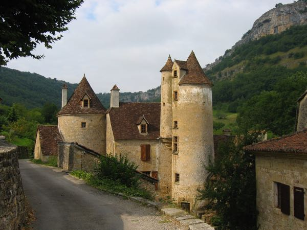 Autoire, France -Most Beautiful Villages of France (J. Chung)(J. Chung)