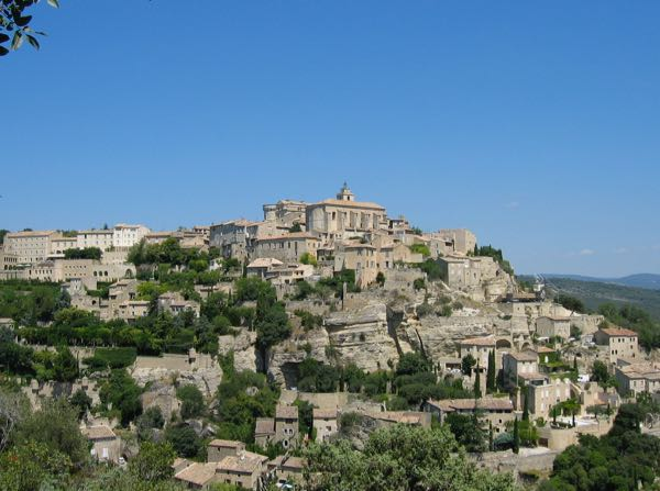 Gordes-Most Beautiful Villages of France