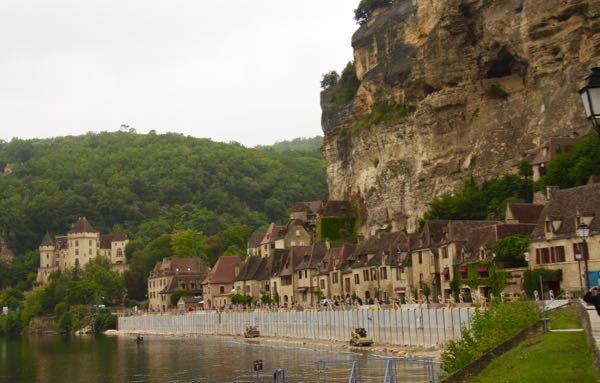 La Roque Gageac--one of the Most Beautiful Villages of France