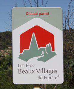 Les Plus Beaux Villages The Most Beautiful Villages of France
