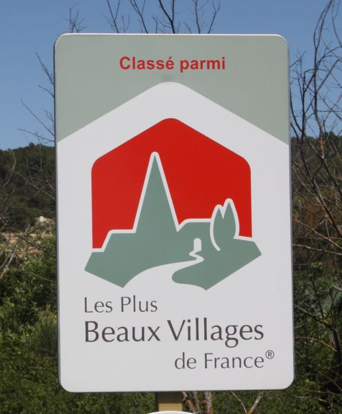 Les Plus Beaux Villages de France Designation