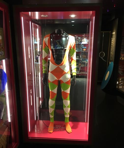 Queen Studio Experience at the Montreux Casino