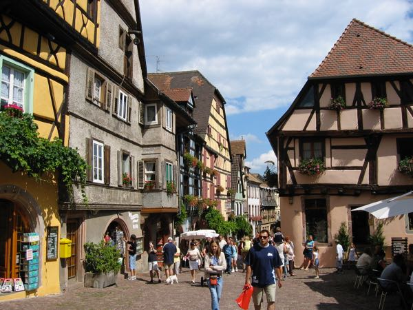 Riquewihr-The Most Beautiful Villages of France (Les Plus Beaux Villages)