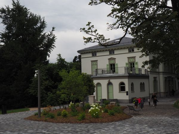 Chaplin's World: The Mansion Vevey Switzerland