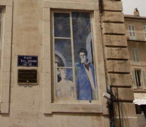 Art in Avignon, France