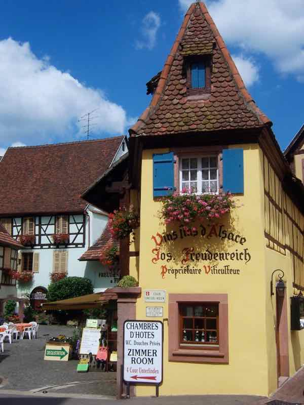 Eguisheim, France-Les Plus Beaux Villages de France (J. Chung)