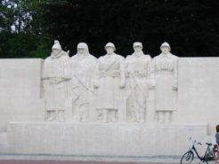 Remembrance Day Verdun Monument