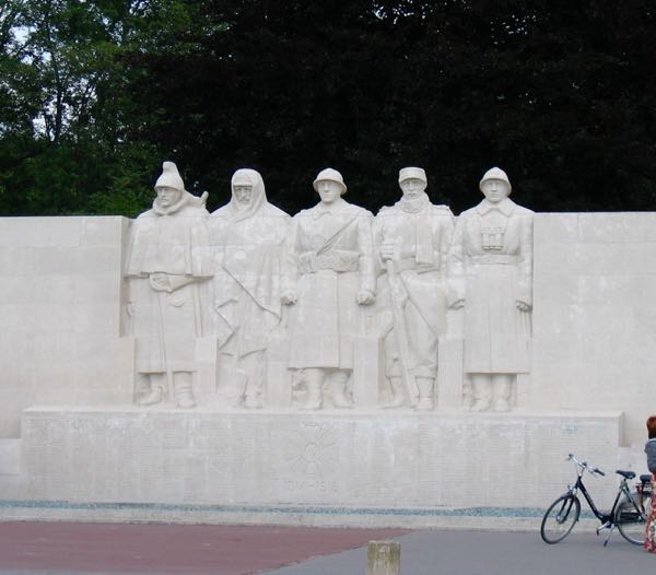 Remembrance Day Verdun Monument