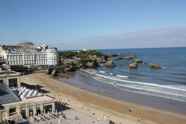 Lessons Learned: View in Biarritz, France
