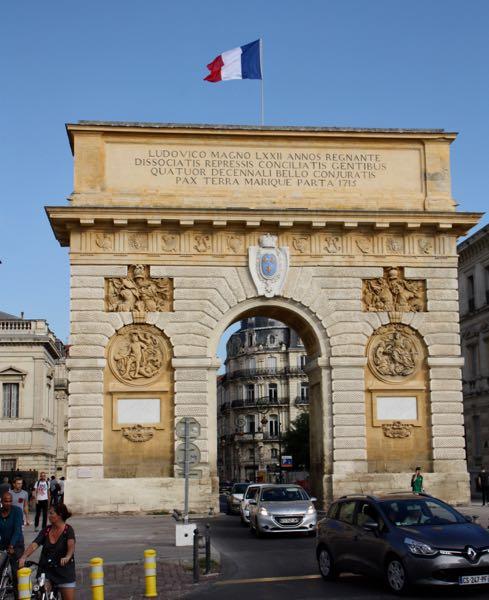Arches: Porte du Peyrou