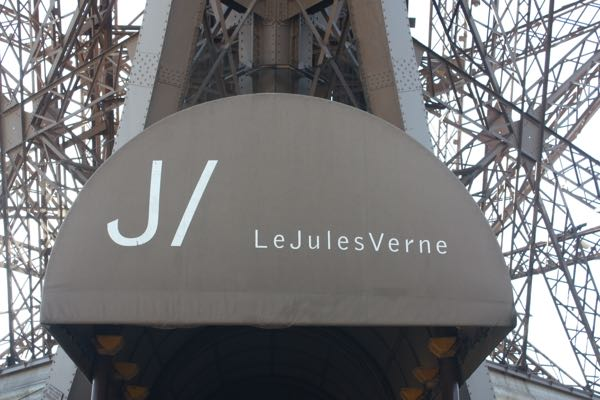 Advice: Consider lunch at Le Jules Verne at the Eiffel Tower