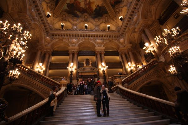 Advice: Visit the Paris Opera (Palais Garnier) and definitely take a tour.