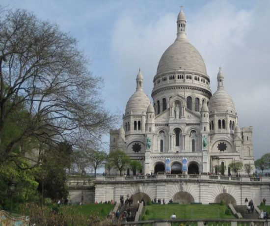 Advice: Visit Sacre Coeur and walk around Montmartre