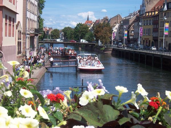 Boat Tours In Alsace