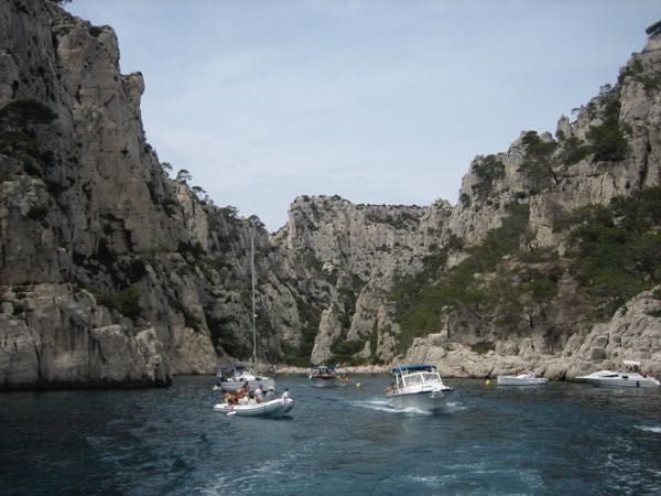 Boat Tours In Les Calanques in France
