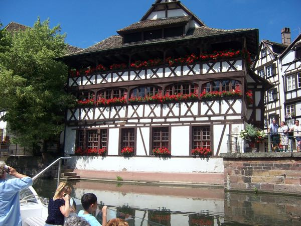 Boat Tours In Strasbourg, France