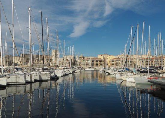 bouillabaisse in Marseille
