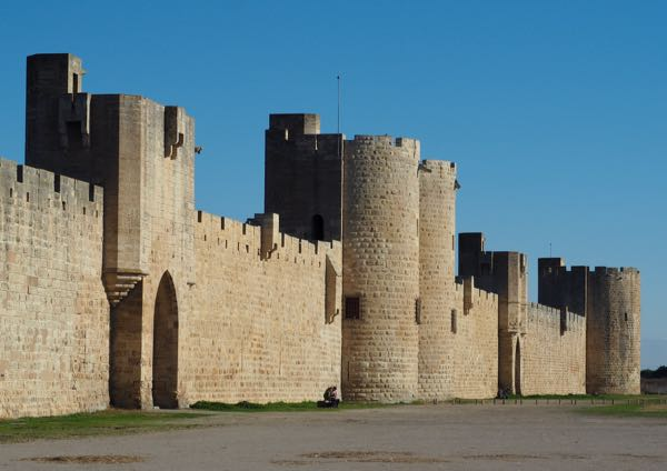 Fortresses: Aigues-Mortes