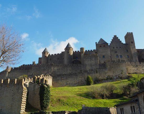 Visit Carcassonne, France (J. Chung)