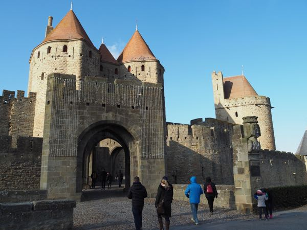 Fortresses: Carcassonne, France