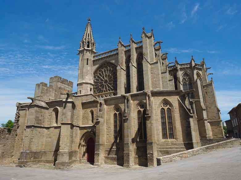 Basilica of Saint-Nazaire and Saint-Celse, Carcassonne (J. Chung)