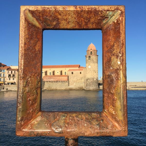 Stopover in Collioure: 12 Points 2 Vue