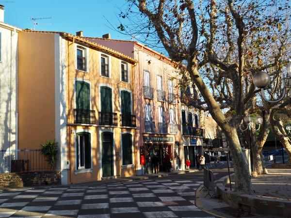 Stopover in Collioure: Buildings