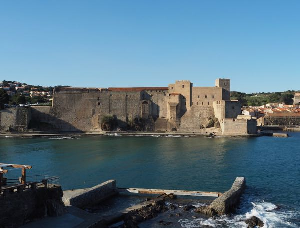 Stopover in Collioure: Chateau Royal de Collioure
