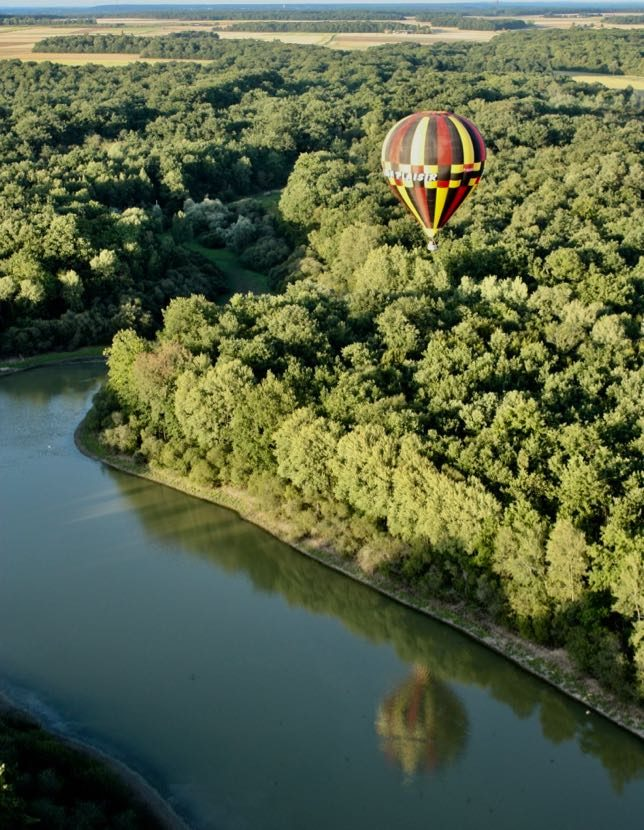 Mindfulness Hot Air Balloon Ride
