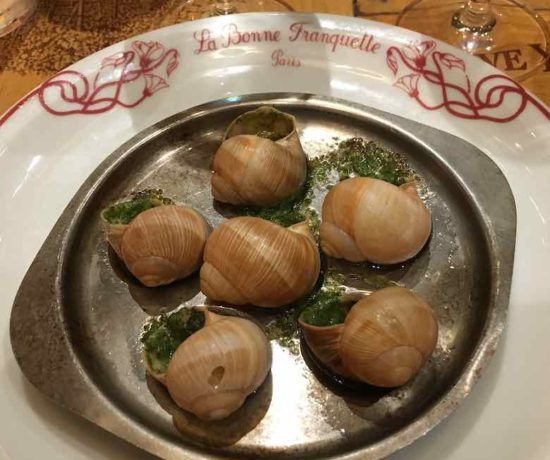 Snails In Garlic Butter-Escargots a la Bourguignonne (J. Chung)