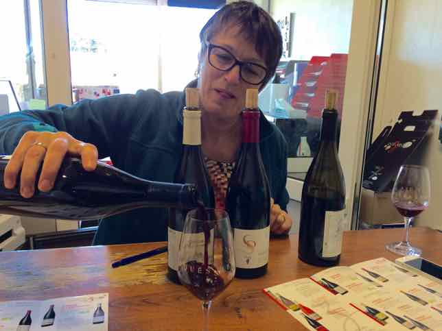 At the Estezargues wine cooperative: Best Value wine in France?