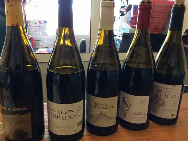 A formidable lineup! of best value wines in France