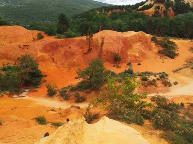 Hike Le Colorado Provencal
