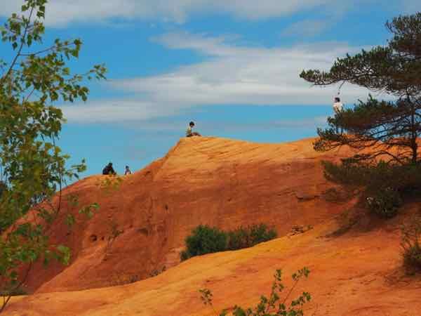 Hike in Le Colorado Provencal