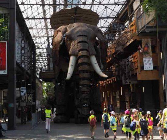 Grand Elephant at Les Machines de L'île