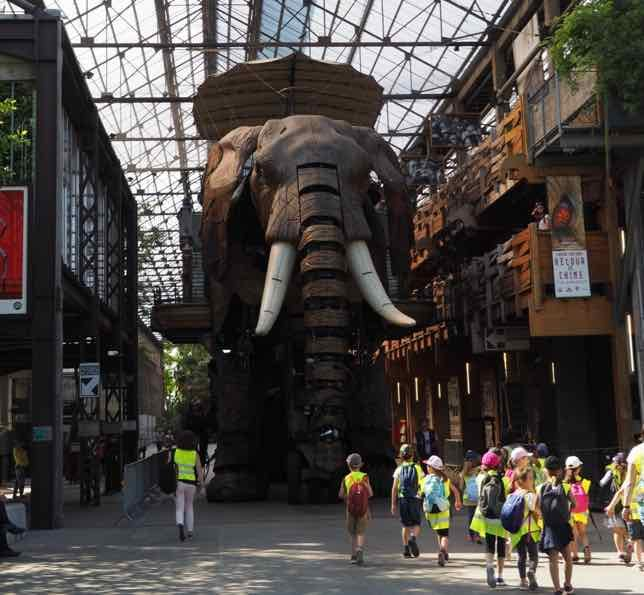 Grand Elephant at Les Machines de L'île