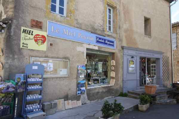 Store in Gordes, France